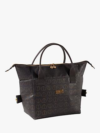 Beau Elliot Champagne Edit Convertible Lunch Cooler Tote Bag Grey