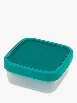 Joseph Joseph GoEat Compact 3-In-1 Salad Box, Teal