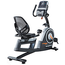 Buy NordicTrack Commercial VR21 Recumbent Exercise Bike Online at johnlewis.com