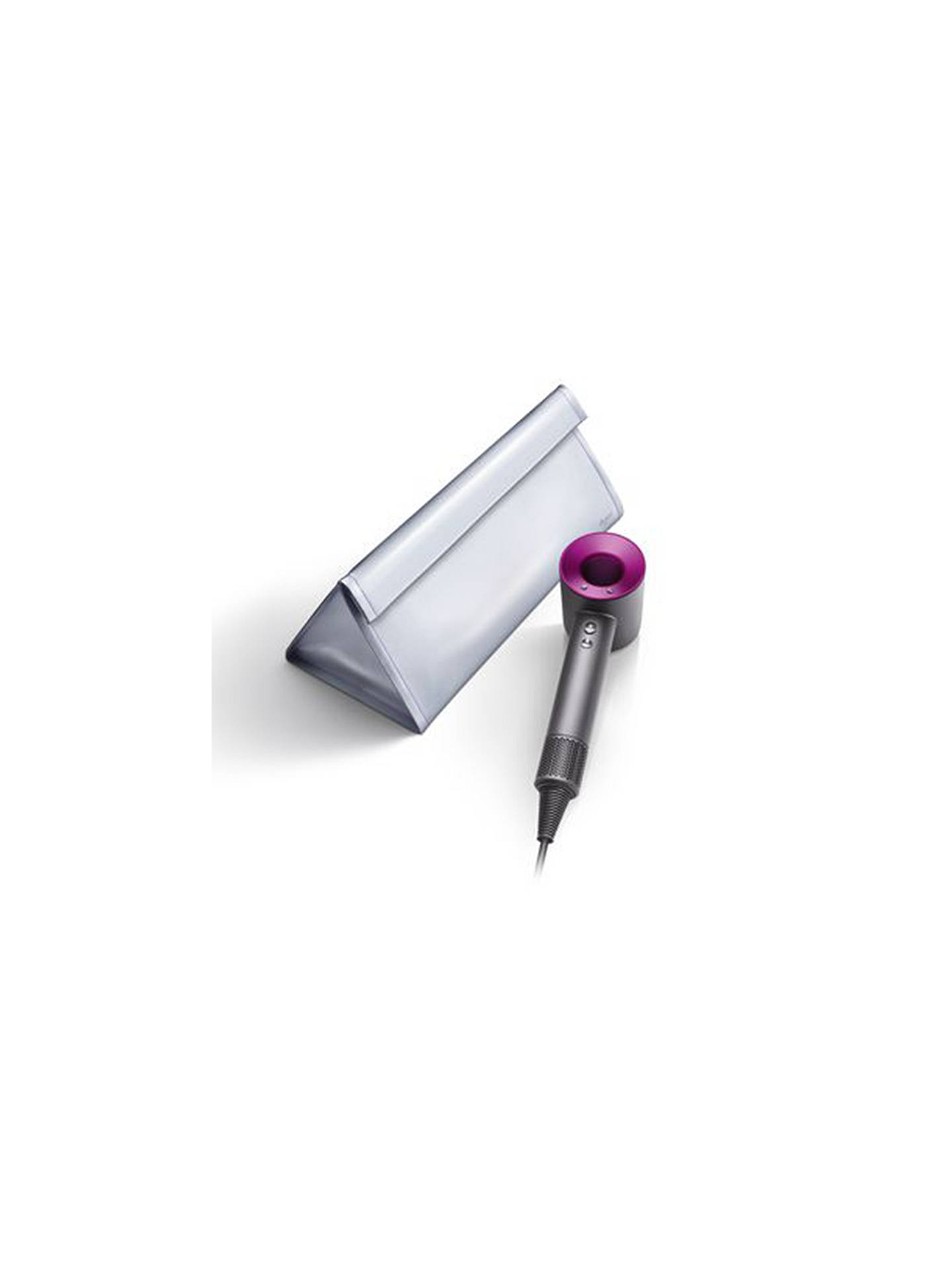 Dyson SupersonicTM Hair Dryer With Travel Bag At John Lewis