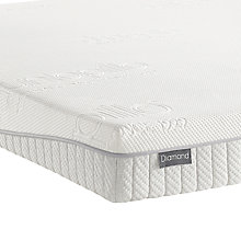 Buy Dunlopillo Firmrest Latex Mattress, Firm Tension, Double Online at johnlewis.com