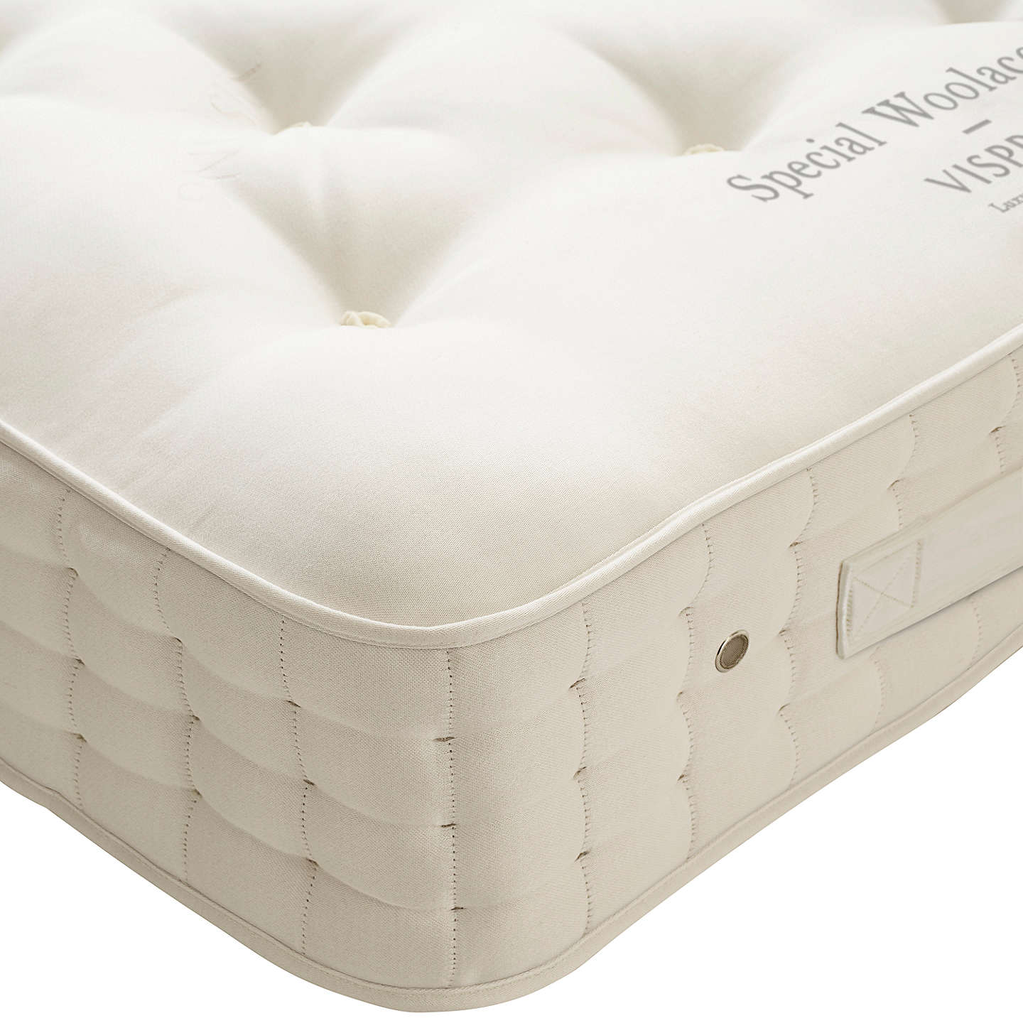 BuyVispring Special Woolacombe Mattress, Medium, King Size Online at johnlewis.com