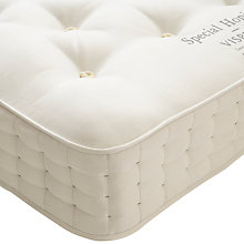 Buy Vispring Special Honiton Mattress, Medium, Double Online at johnlewis.com