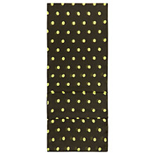 Buy Hobbs Lisa Spot Scarf, Blue Online at johnlewis.com