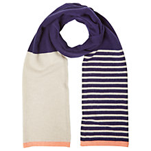 Buy White Stuff Carrie Cashmere Scarf Online at johnlewis.com