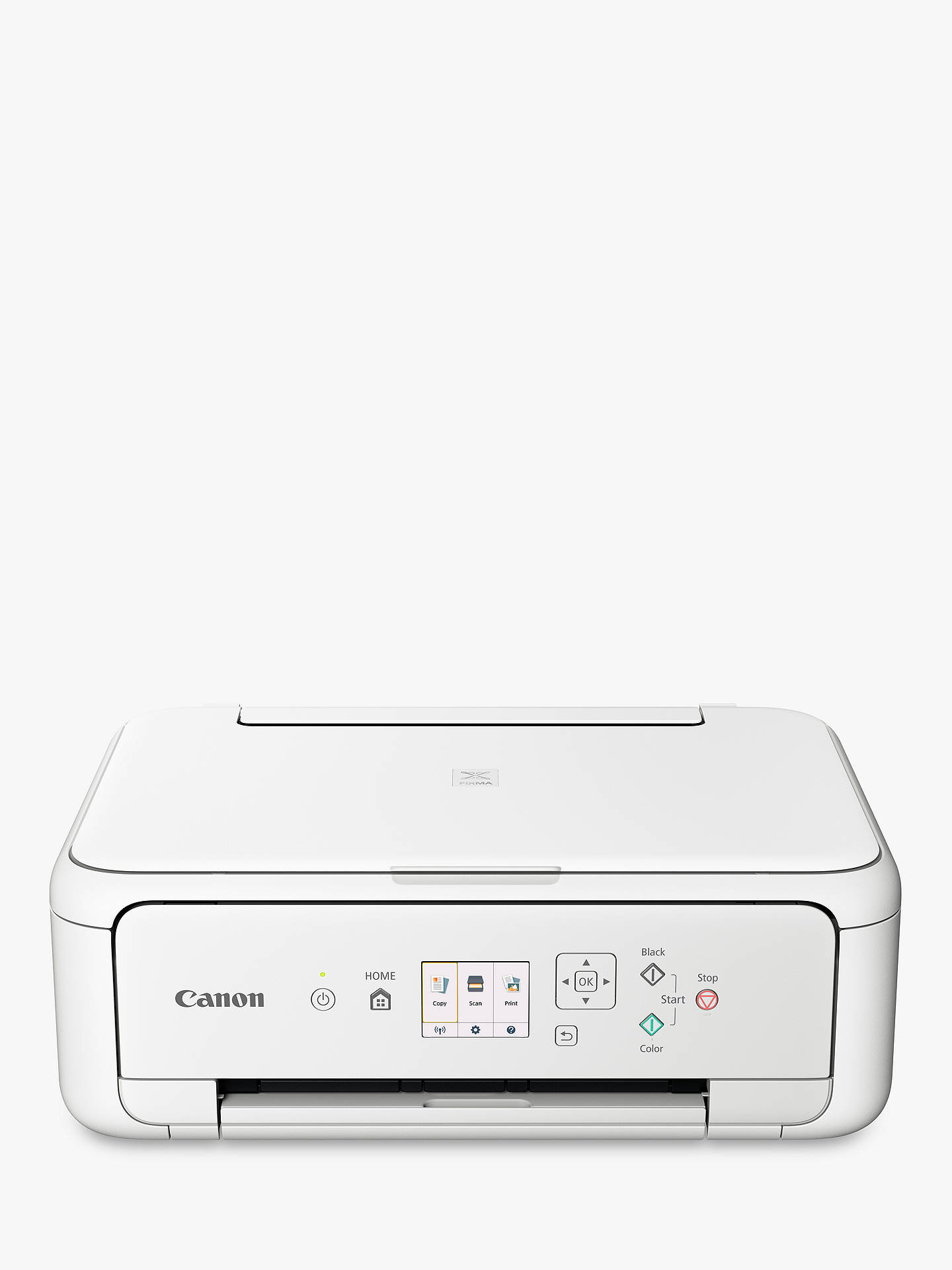 Canon PIXMA TS5151 All-in-One Wireless Wi-Fi Printer, White