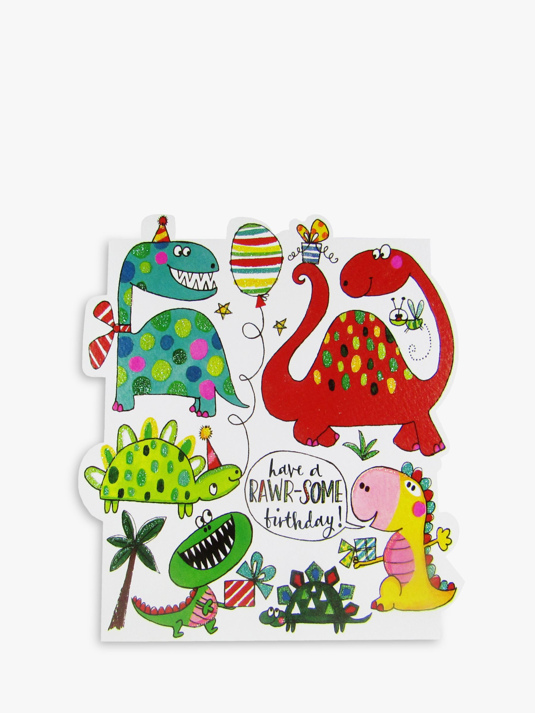 Birthday Greetings Cards John Lewis