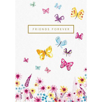 Woodmansterne Flutterby Friends Forever Greeting Card