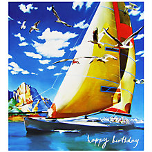 Buy Woodmansterne Birthday Fresh Air Greeting Card Online at johnlewis.com