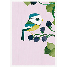Buy Woodmansterne Bramble Picking Blank Greeting Card Online at johnlewis.com