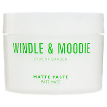 Buy Windle & Moodie Matte Paste, 50ml Online at johnlewis.com