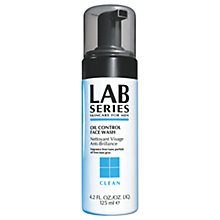 Buy Lab Series Oil Control Face Wash, 125ml Online at johnlewis.com