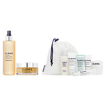 Buy Elemis Pro-Collagen Cleansing Balm and Apricot Toner with Exclusive Gift Online at johnlewis.com