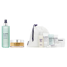 Buy Elemis Pro-Collagen Cleansing Balm and Lavender Toner with Exclusive Gift Online at johnlewis.com