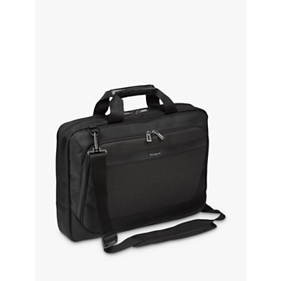 Image of Targus CitySmart Slimline Topload Case for Laptops up to 15.6, Black