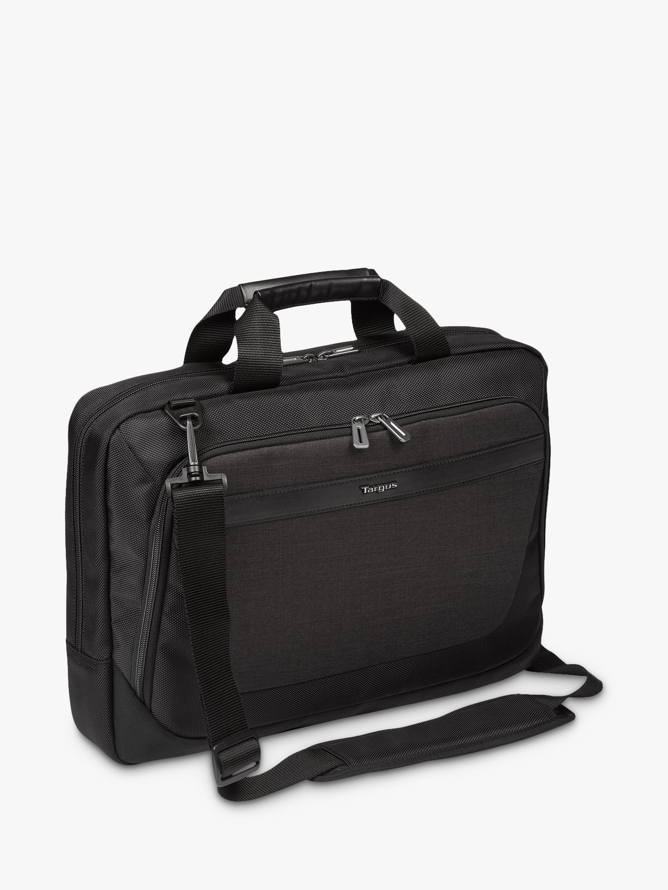 Targus Targus CitySmart Slimline Topload Case for Laptops up to 15.6, Black