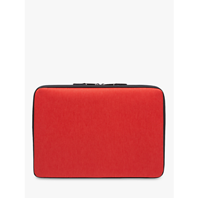 Image of Targus 360 Perimeter Sleeve for Laptops up to 13.3, Flame Scarlet