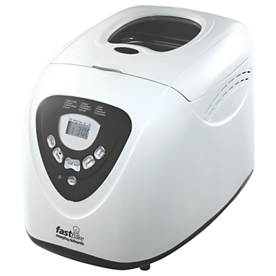Morphy Richards Fastbake Breadmaker, White