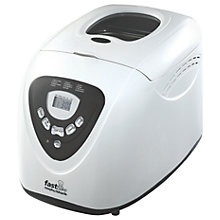 Buy Morphy Richards Fastbake Breadmaker, White Online at johnlewis.com