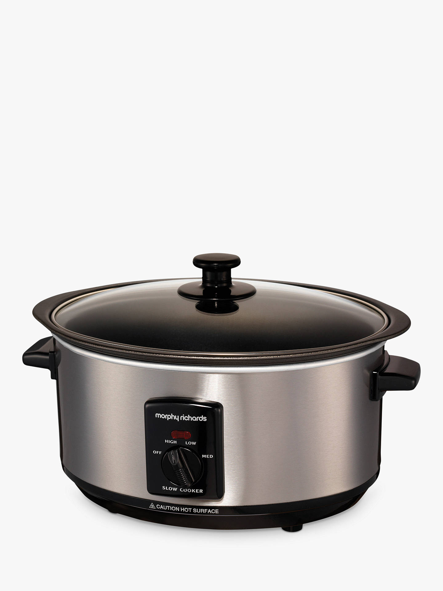1679bfb61ea Buy Morphy Richards 3.5L Sear and Stew Slow Cooker