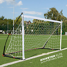 Buy Quickplay Kickster Elite 2 x 1m Football Goal Online at johnlewis.com