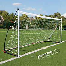 Buy Quickplay Kickster Elite 3 x 1.5m Football Goal Online at johnlewis.com