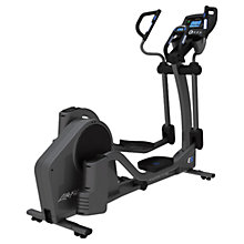 Buy Life Fitness E5 Adjustable-Stride Elliptical Cross Trainer with Go Console Online at johnlewis.com
