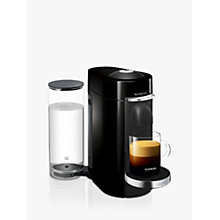 Buy Nespresso Vertuo Plus Coffee Machine by Magimix Online at johnlewis.com