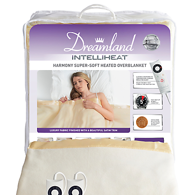 Dreamland Intelliheat Harmony Dual Control Heated Overblanket Review thumbnail