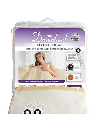 Dreamland Intelliheat Harmony Dual Control Heated Overblanket
