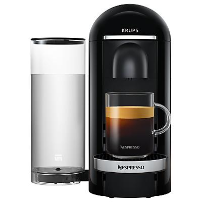 Nespresso Vertuo Plus Coffee Machine by Krups
