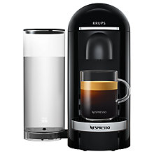 Buy Nespresso Vertuo Plus Coffee Machine by Krups Online at johnlewis.com