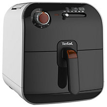 Buy Tefal FX100040 Fry Delight Low Fat Fryer, Black Online at johnlewis.com