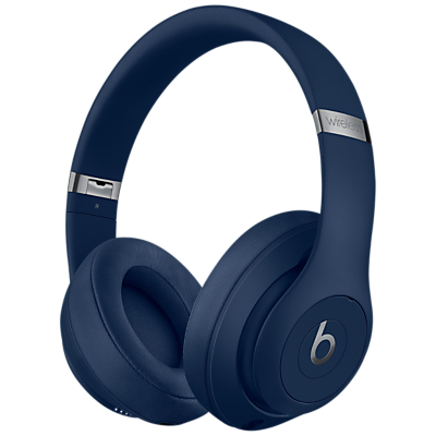 Image of Beats Studio³ Wireless Bluetooth Over-Ear Headphones with Pure Adaptive Noise Cancelling & Mic/Remote