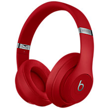 Buy Beats Studio³  Wireless Bluetooth Over-Ear Headphones with Pure Adaptive Noise Cancelling & Mic/Remote Online at johnlewis.com