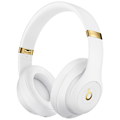 Beats Studio³ Wireless Bluetooth Over-Ear Headphones with Pure Adaptive Noise Cancelling & Mic/Remote