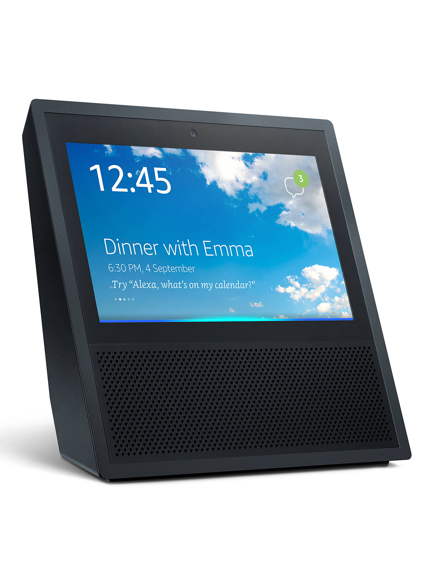 Tabl Amazon Pan Echo Show — ZwiftItaly