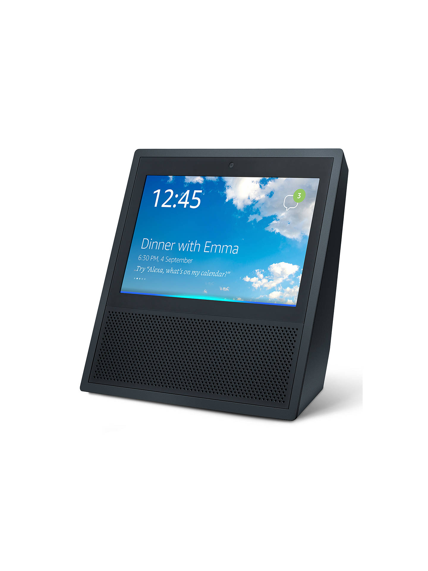 Tabl Amazon Pan Echo Show — Zwiftitaly