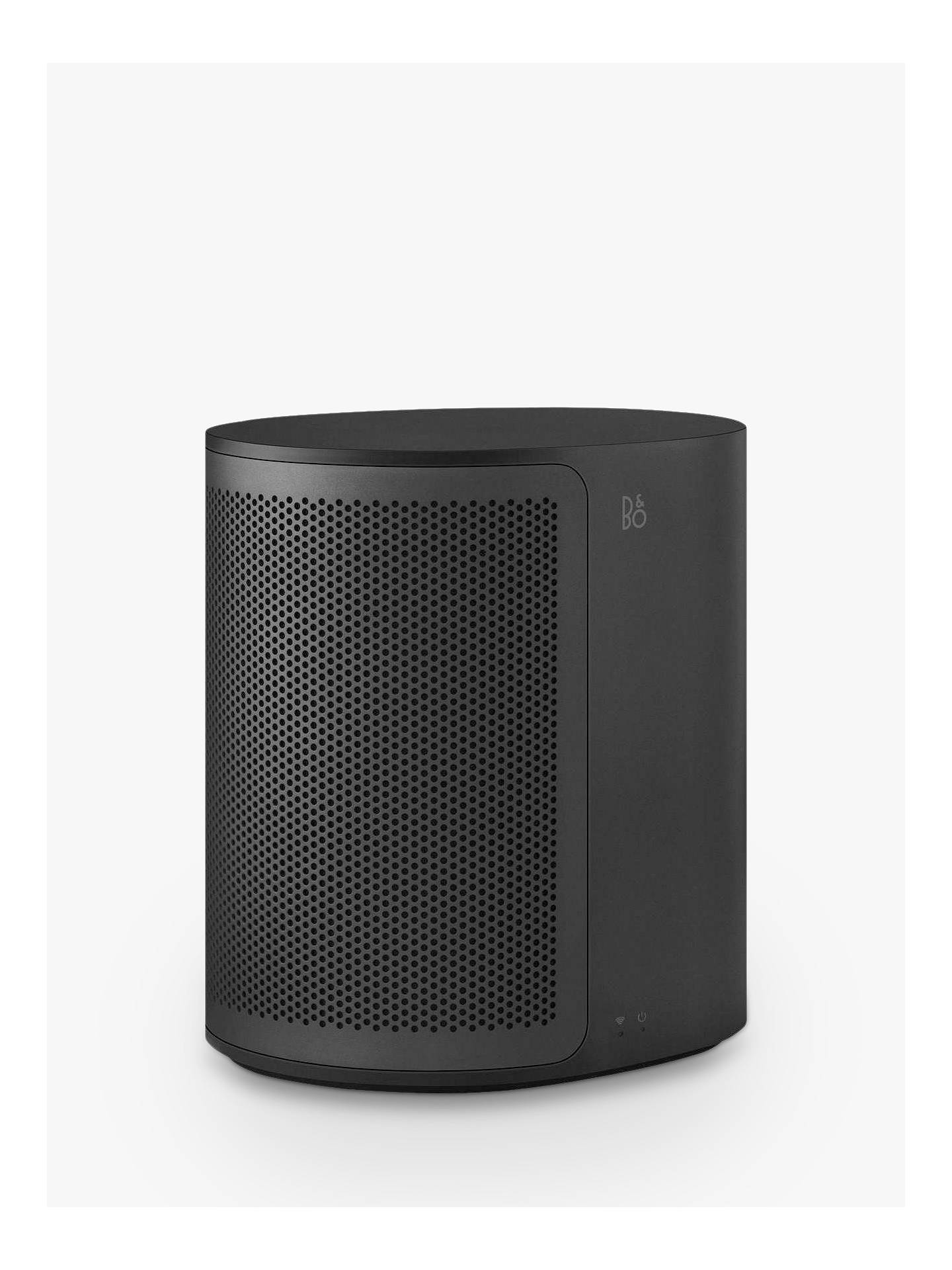 Buy Bang & Olufsen Beoplay M3 Wireless Multiroom & Bluetooth Speaker with Google Chromecast & Apple AirPlay, Black Online at johnlewis.com
