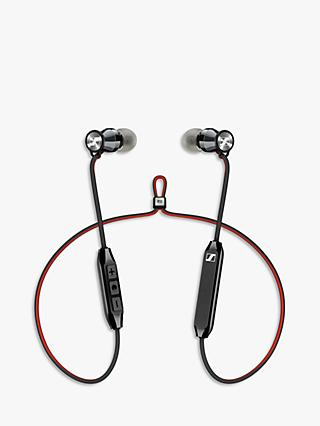 Sennheiser Momentum Free Bluetooth Wireless In-Ear Headphones with Mic/Remote, Black