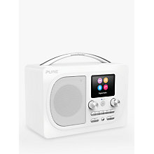 Buy Pure Evoke H4 DAB/DAB+/FM Bluetooth Radio, Prestige Edition Online at johnlewis.com