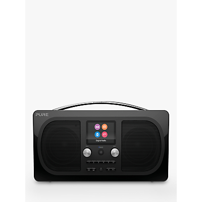 Image of Pure Evoke H6 DAB/DAB+/FM Stereo Bluetooth Radio, Prestige Edition