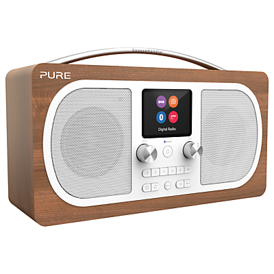 Image of Pure Evoke H6 DAB/DAB+/FM Stereo Bluetooth Radio