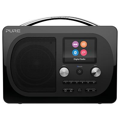 Image of Pure Evoke H4 DAB/DAB+/FM Bluetooth Radio, Prestige Edition