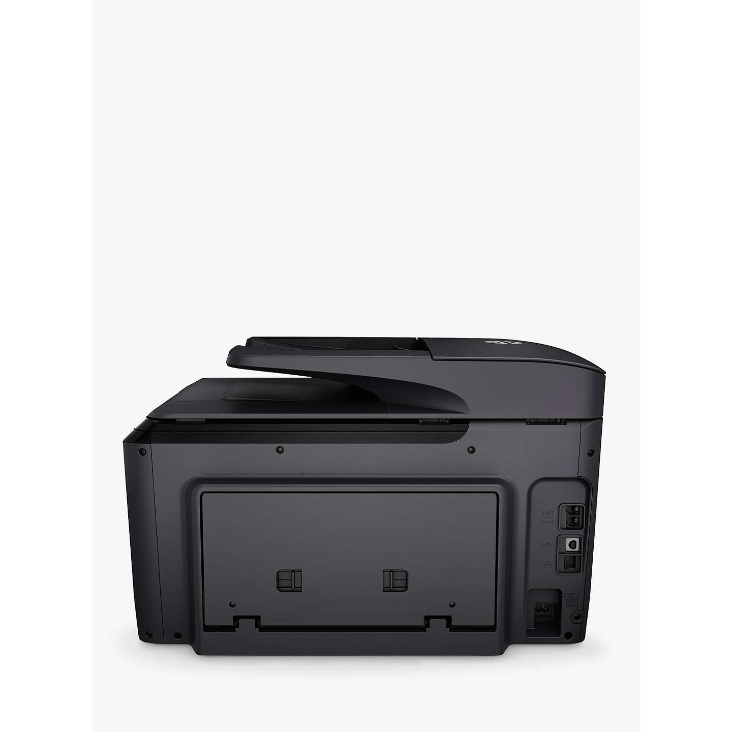 BuyHP OfficeJet Pro 8715 All-in-One Wireless Printer & Fax Machine with Touch Screen, HP Instant Ink Compatible with 3 Months Trial Online at johnlewis.com