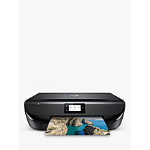 Buy HP ENVY 5030 All-in-One Wireless Printer, Scanner & Copier with Touch Screen, HP Instant Ink Compatible Online at johnlewis.com