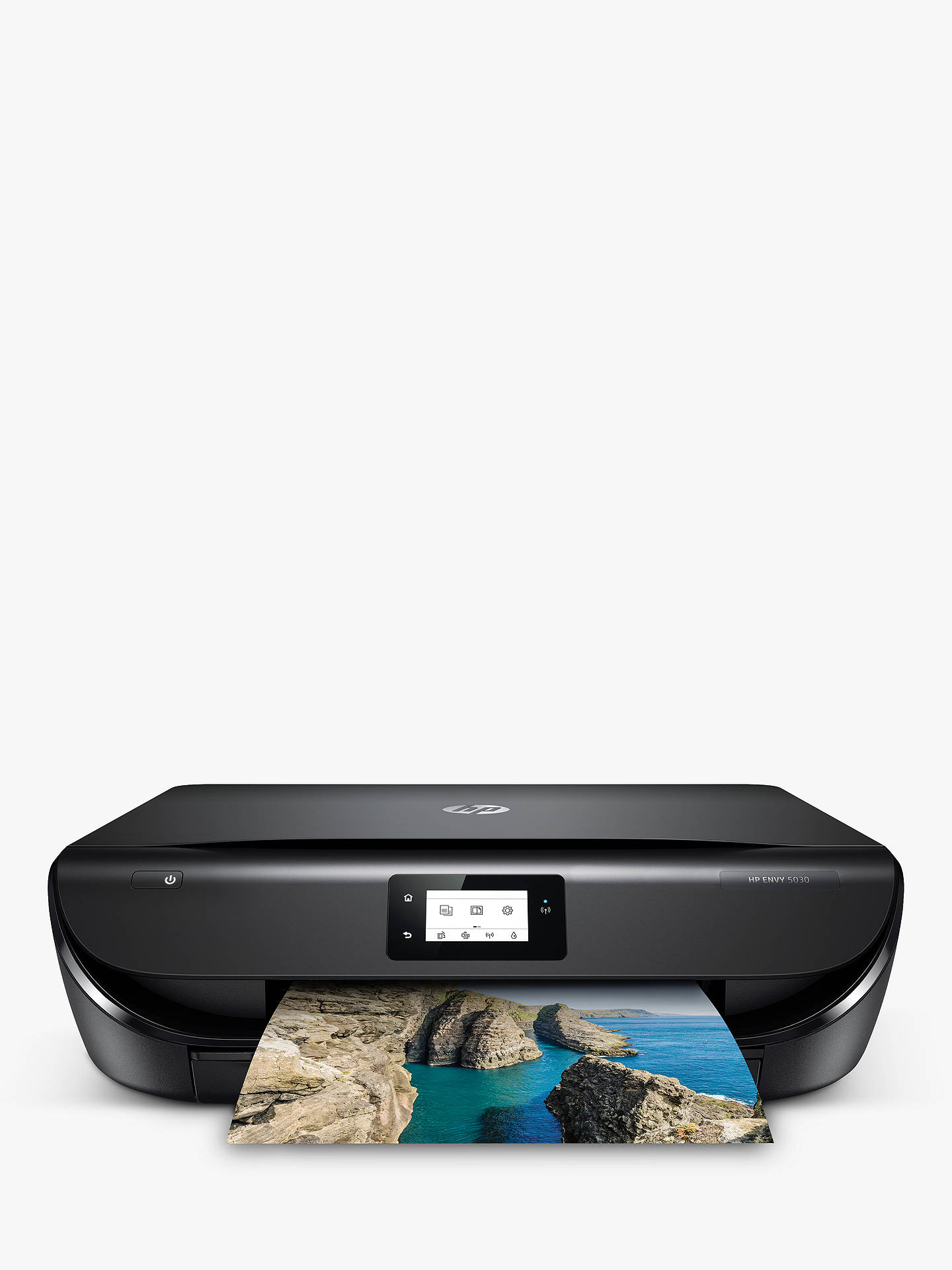 HP ENVY 5030 All-in-One Wireless Printer with Touch Screen, HP Instant Ink  Compatible with 3 Months Trial