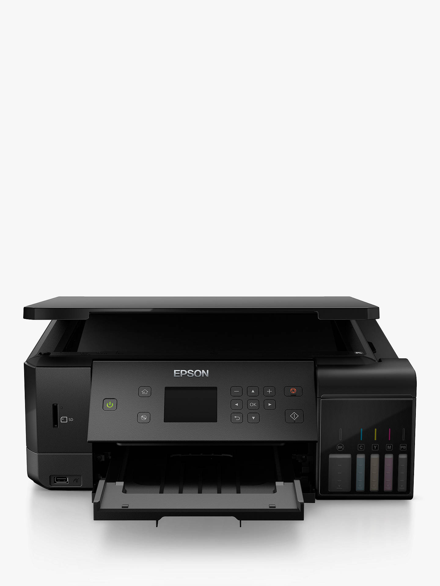 Epson EcoTank ET-7700 Three-In-One Wi-Fi Printer with High Capacity  Integrated Ink Tank System & 2 Years Ink Supply Included