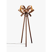 Buy Tom Raffield Skipper Floor Lamp Online at johnlewis.com