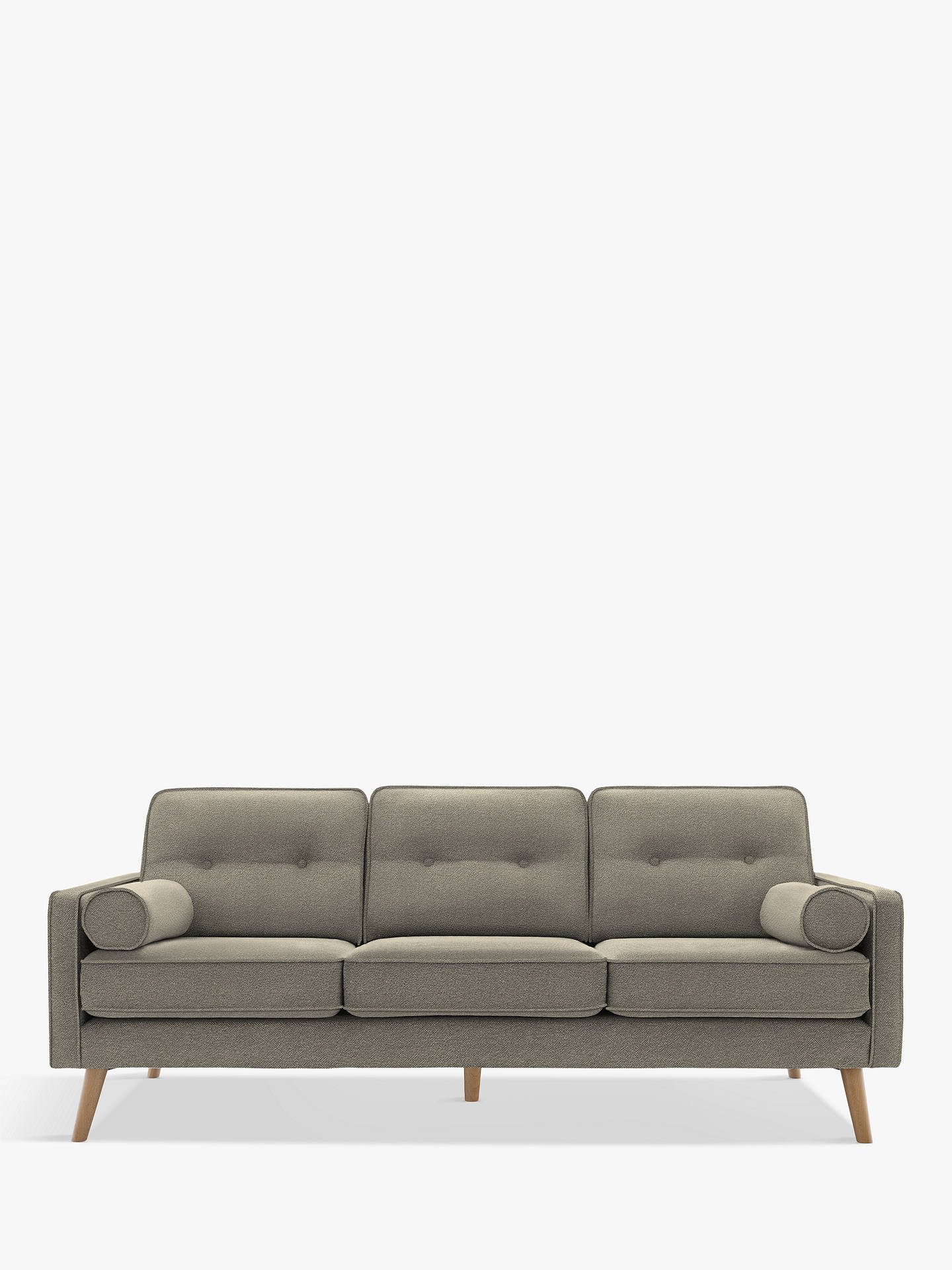G Plan Vintage The Sixty Five Large 3 Seater Sofa At John Lewis